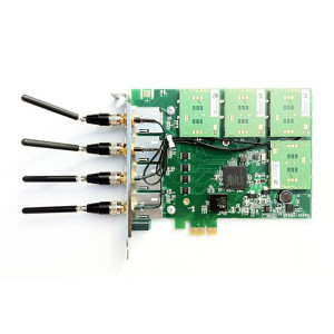 Sangoma card W400 4 modules GSM