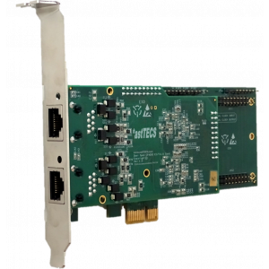 *ast E1/T1/J1 2 Ports PRI Card