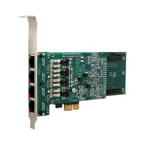 *ast E1/T1/J1 4 Port PRI Card