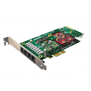 Sangoma A200 PCI Base Analog Card with Echo cancellation