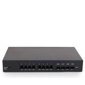 Dinstar 8 port FXO Gateway